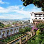 グラナダのアルハンブラ宮殿入場レポート!見学ルート順に見どころを紹介