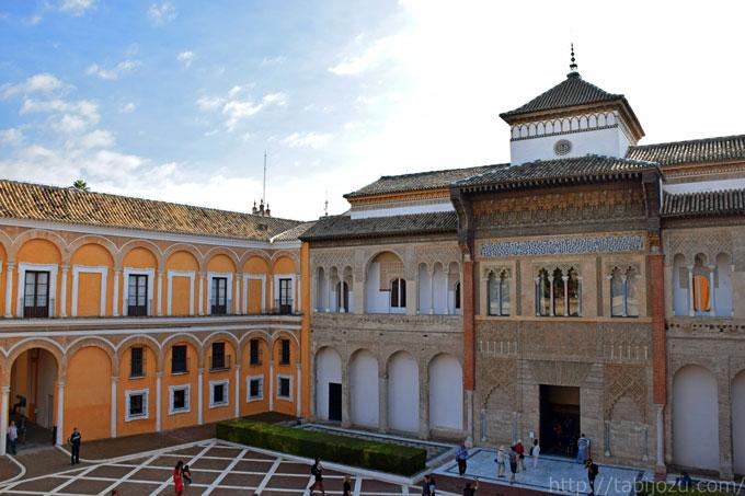 ムデハル様式の豪華な宮殿!セビ...