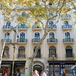 カタルーニャ広場すぐそば!ホテルコンチネンタルバルセロナ宿泊レビュー