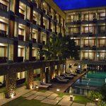手頃で観光に便利なホテル!ザヘブンバリスミニャック宿泊レビュー