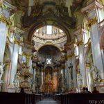 プラハの聖ミクラーシュ教会とストラホフ修道院への行き方&入場レポート